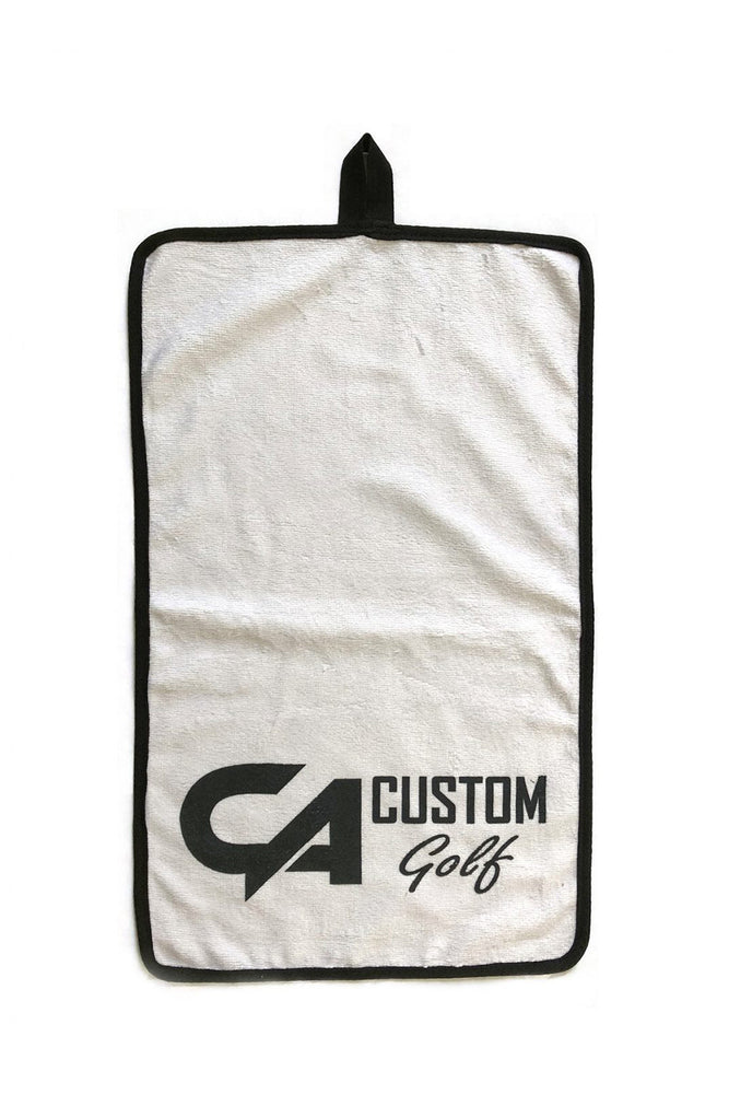 CA Golf Towel | Off White