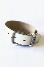 CA Belt | White