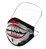 Clown Face Mask - Adult size