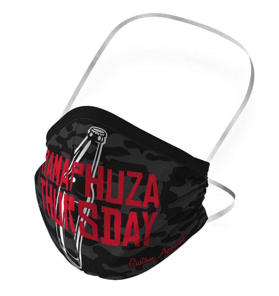 RamaPhuza Thudsday Face Mask - Adult size