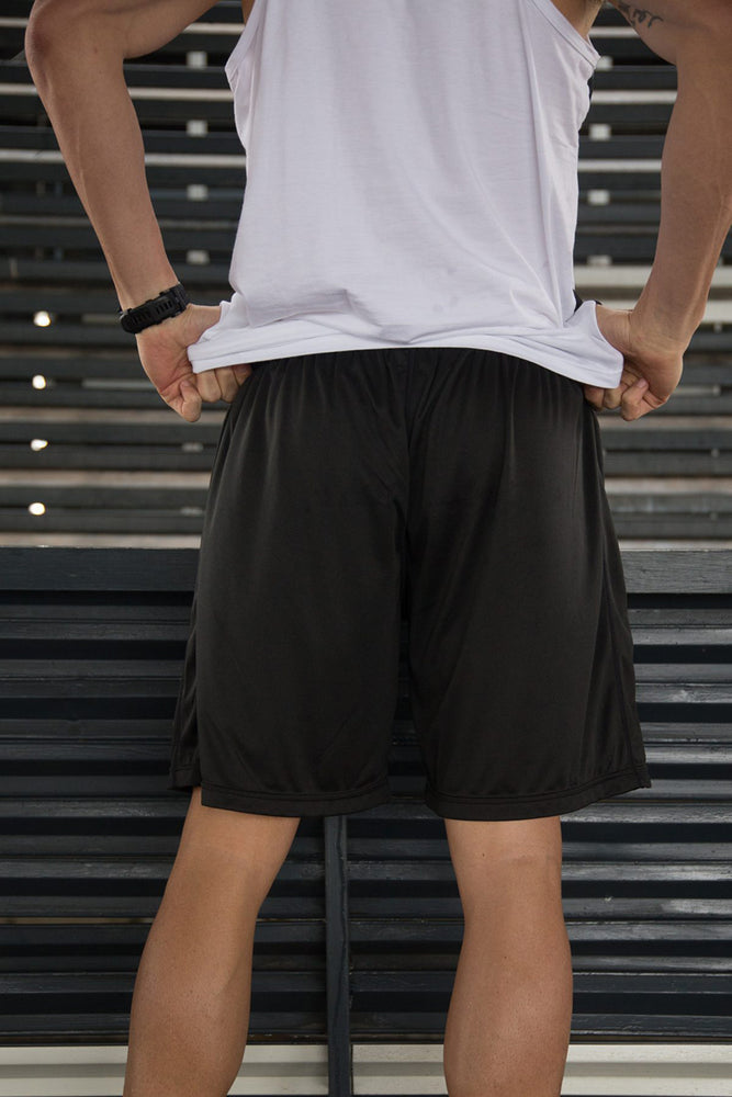 Custom Elite Shorts | Black