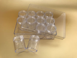Storage Boxes 12 pcs - 160x120mm