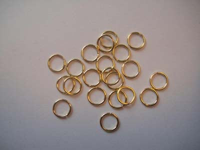 Single split ring  6mm