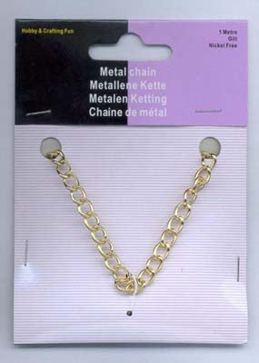 Metal chain 5.5mm