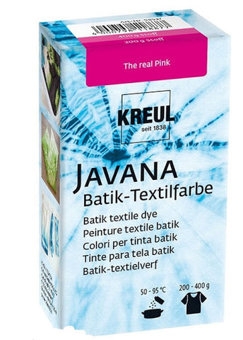 Javana Batik Fatalitur - The Real Pink