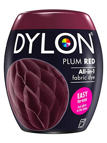 DYLON - Mac Dye POD  51 Plum Red