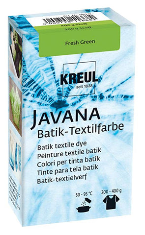 Javana Batik Fatalitur - Fresh Green