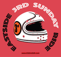 East Side 3rd Sunday Ride Tee