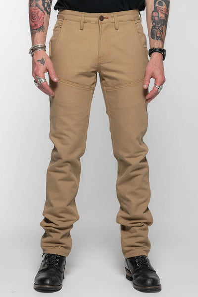 Journeymen - Canvas Protective Riding Pants