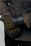 Tobacco Rough up Gloves