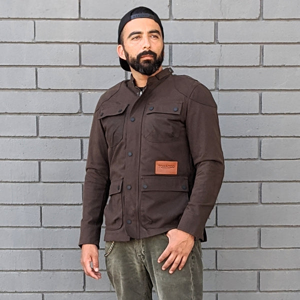 Tobacco McCoy Jacket