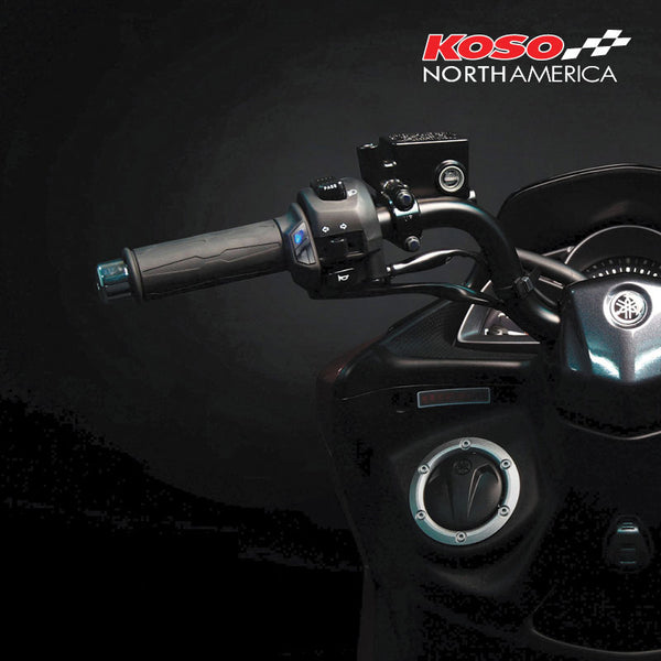 Apollo Heated Grips by Koso