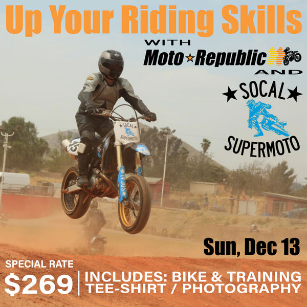 Socal SuperMoto Day - Dec 13