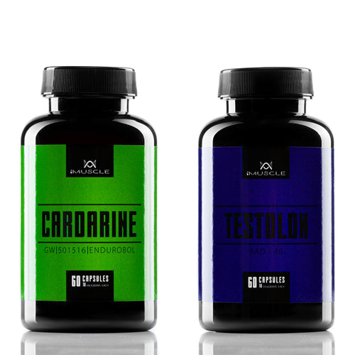 SARM Pack -5% GW-501516 et RAD-140 France - imusclefr