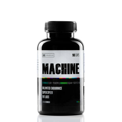 iMuscle MACHINE 90 CAPS - imusclefr