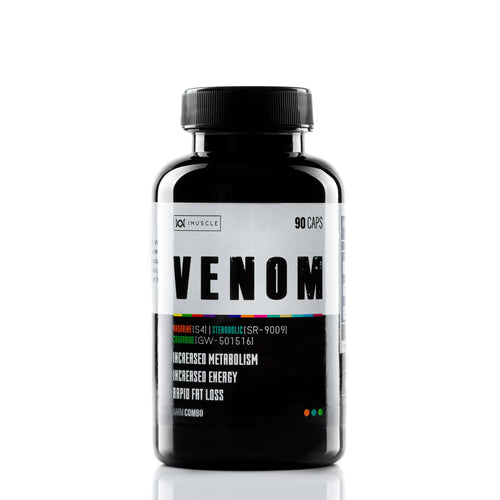 iMuscle VENOM 90 CAPS - imusclefr