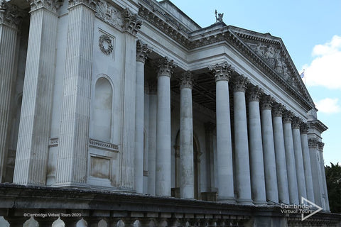 Fitzwilliam Museum Cambridge in UK