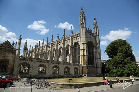 King's College Cambridge at the University of Cambridge UK