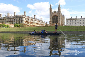 Virtual tour of Cambridge