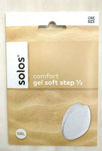 Half Insoles Gel Shoes Boots Courts Fitting New Pad Ladies Comfort Soft Gel - 53 Main Street