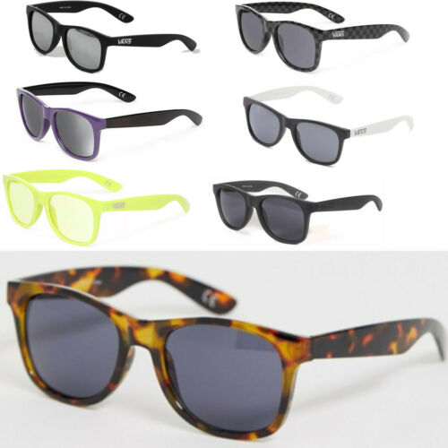 Vans Mens Sunglasses Classic Shades Black Tortoise White Glasses Old Skool New - 53 Main Street