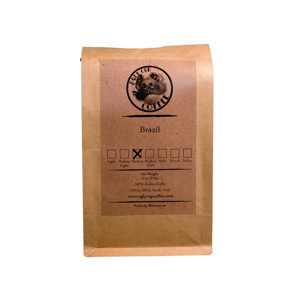 Brazil Cerrado Fazenda Panorama Medium - Ugly Cup Coffee