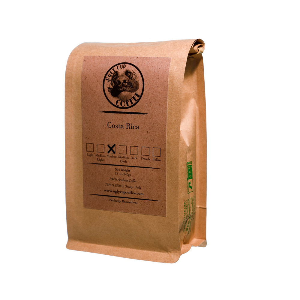 Costa Rica Las Trojas Superior Medium - Ugly Cup Coffee