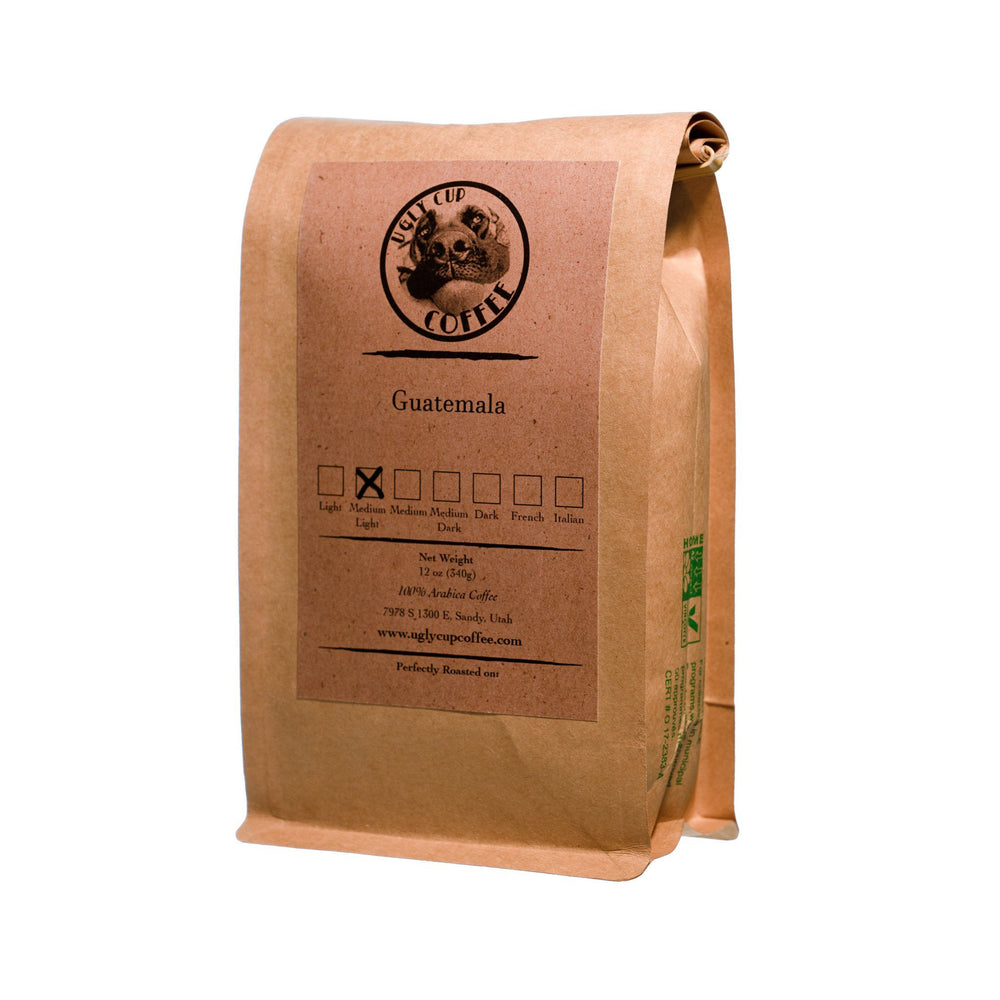 Guatemala Huehuetenango Organic/Fair Trade Light-Medium - Ugly Cup Coffee
