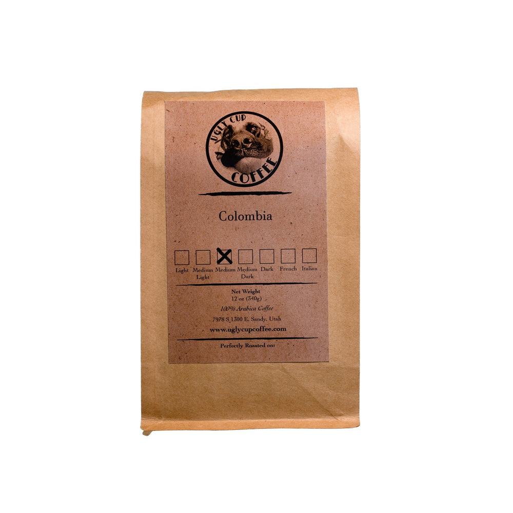 Organic Colombia Medium - Ugly Cup Coffee