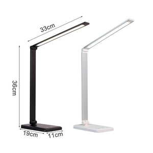 LED Desk Lamp Dimmable Eye-Caring Office Lamp