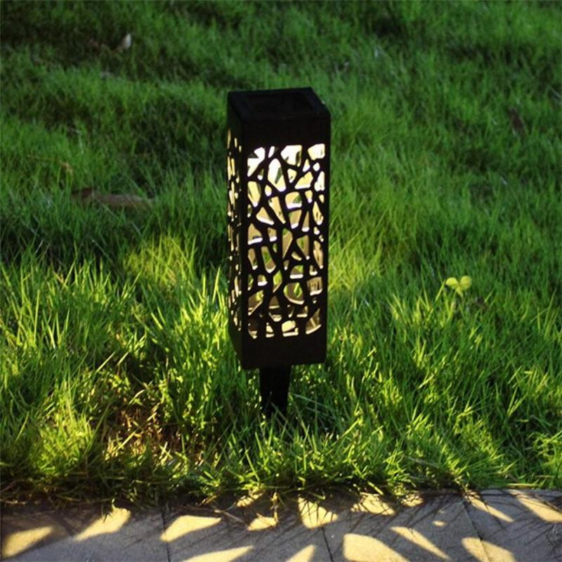 Solar Powered LED Garden Lights Waterproof Solar Lights