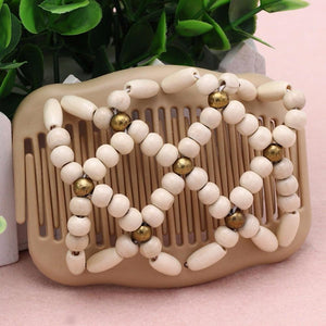 EZ Stretch Beaded Hair Comb