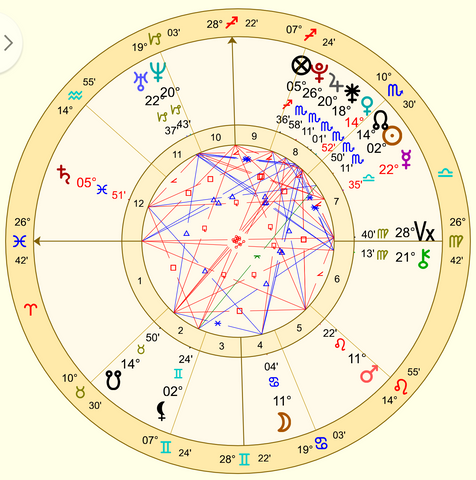 What are my astrology houses