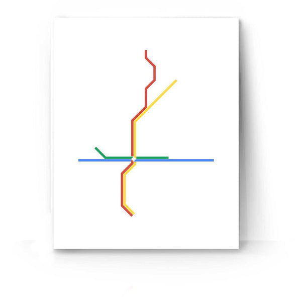 Atlanta Transit Map | The Camera Graphic