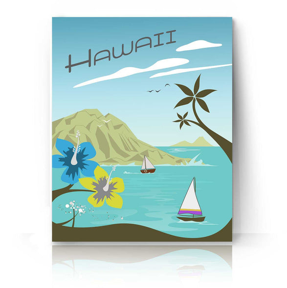 Hawaii - Original | The Camera Graphic