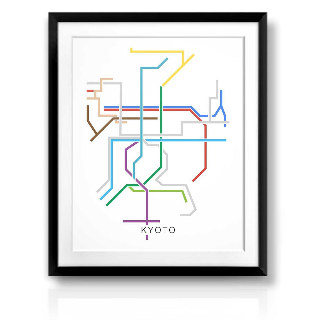 Kyoto Rapid Transit | The Camera Graphic