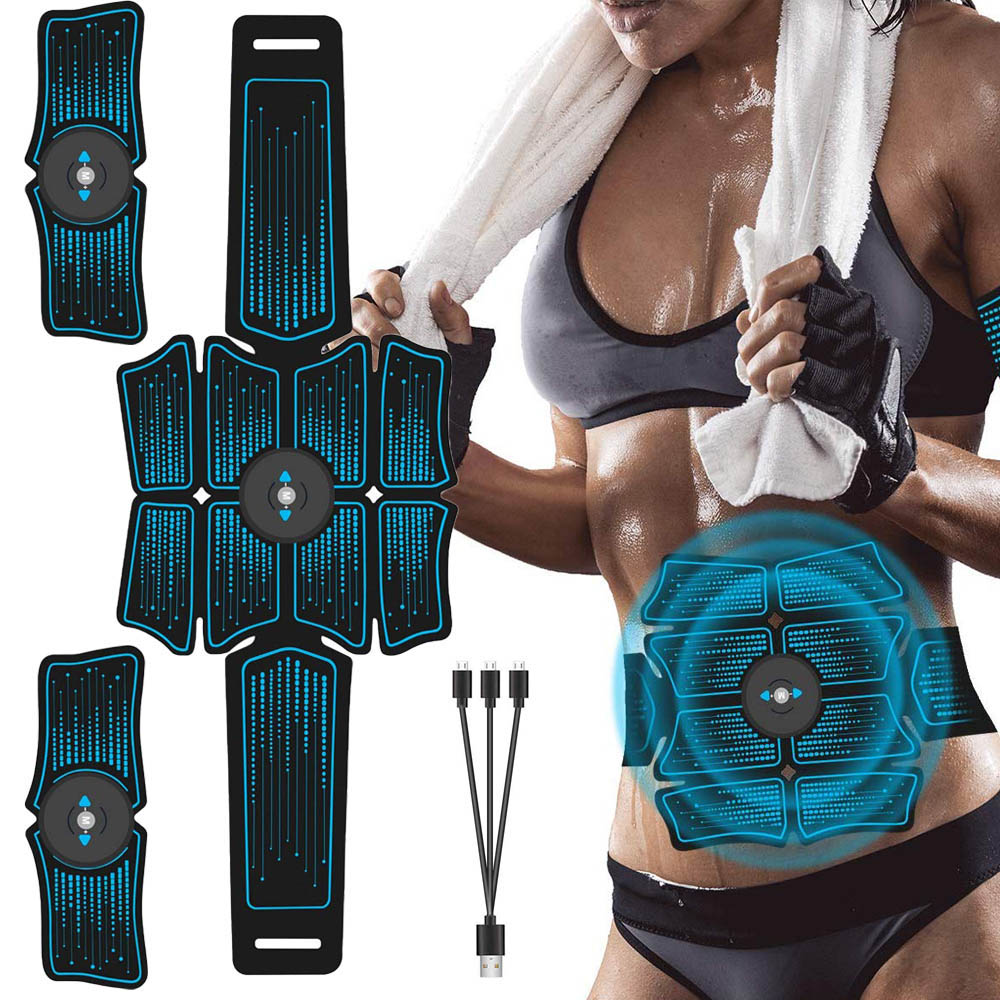 Electro stimulation ABS Muscle Stimulator