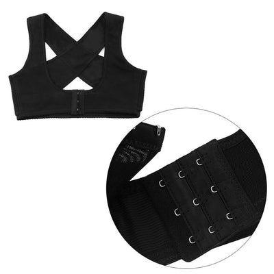 Women Back Brace Support Belt