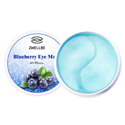 Crystal Collagen Eye Patches Mask 60pcs Anti Wrinkle Anti-Aging Hyaluronic Acid Gel Eye Mask Dark Circle Remove Eye Bag Eye Care