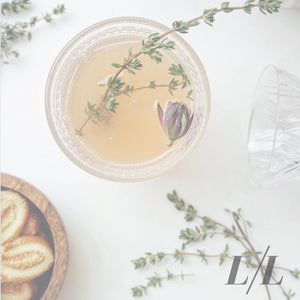 White Tea and Thyme