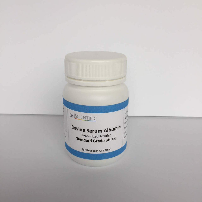 New Zealand Bovine Serum Albumin - Standard grade - BSA NZ origin
