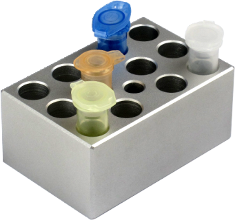 Mini Dry Bath Blocks, MD-MINI-B03