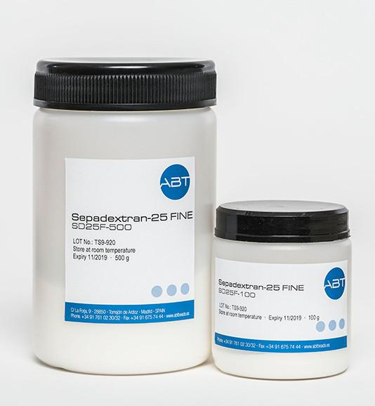 SEPADEXTRAN-25 MEDIUM