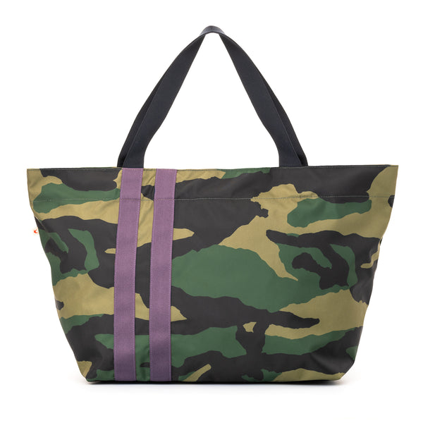Folding Nylon Duffel