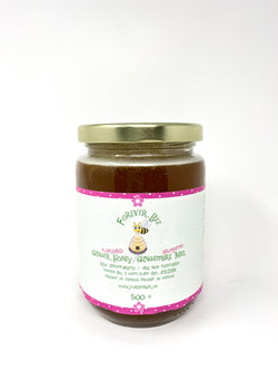 Forever Bee 500g Ginger Honey