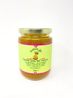 Forever Bee 500g Turmeric Honey