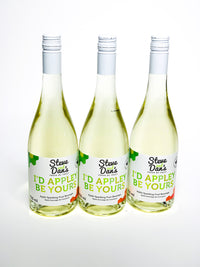 Steve and Dan's BC Sparkling Juice - Apple, Peach, Pear