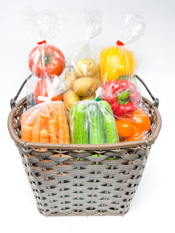 Souto Farms Mixed Veggie Basket