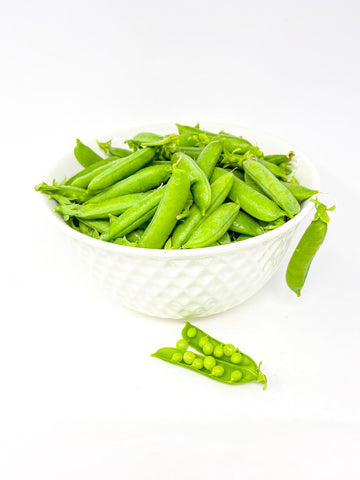 Locally BC Grown - Green Peas