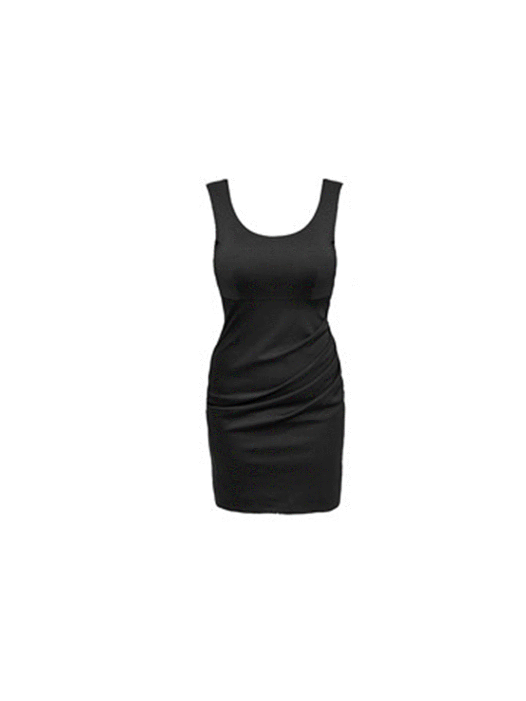 SCULPTURA Electra [Sculpt-It-Your-Way] Shapewear Dress (Front View)